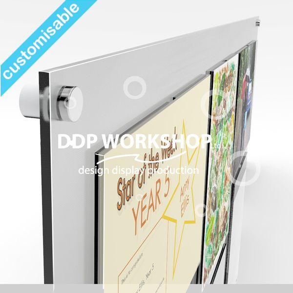 Flash Display Boards