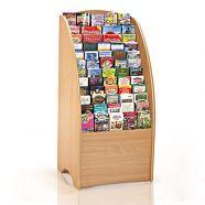 Floor Standing Literature Display 60