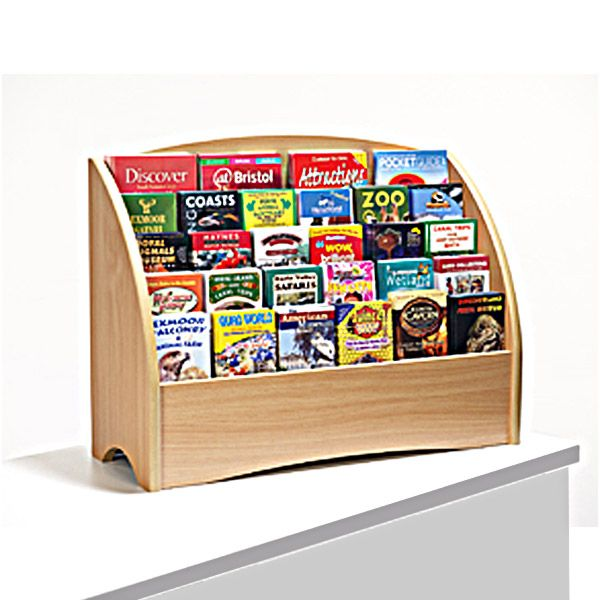 Attractive Table Top Literature Display 30 | Leaflet and Brochure Displays  UI85
