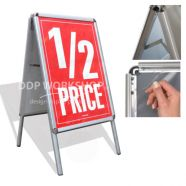 Master A Board Pavement Sign