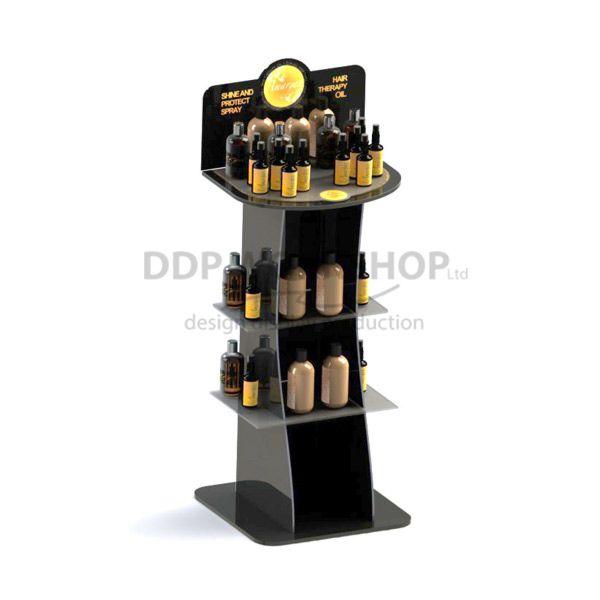 Elegance Cosmetic Display Floor Standing