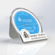 Desktop Point of Sale Holder