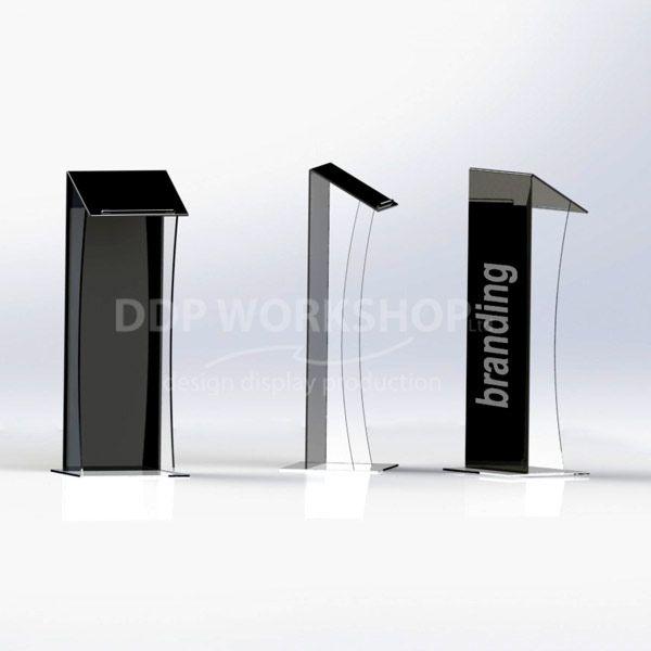 Acrylic Presentation Lectern