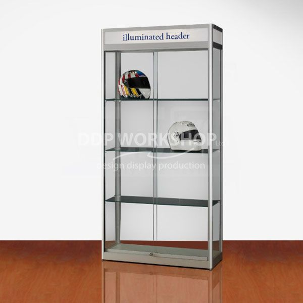 314 1000-header-Tech - cabinet with illuminated header