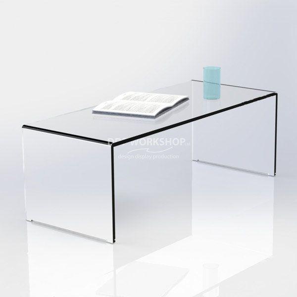 Glacier Acrylic Table