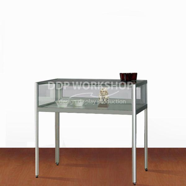 V8 Engine Glass Table: Table Display Case TAV-1000-Tech V8