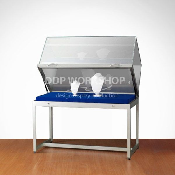 Tall Table display case TGV 1000-450-Tech
