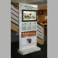 Multimedia Information Display - Floor Standing