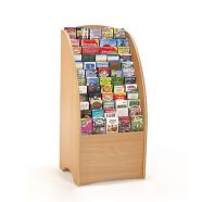 Floor Standing Literature Display 84