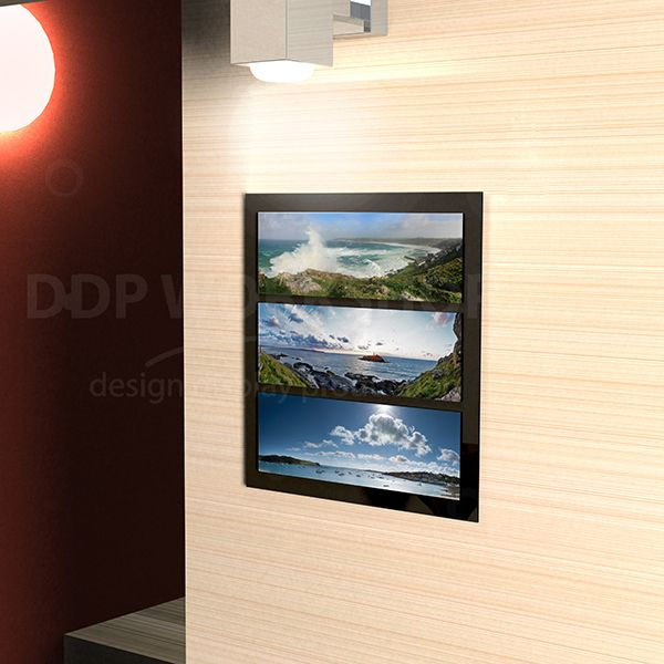 Panoramic Presentation Picture Frame