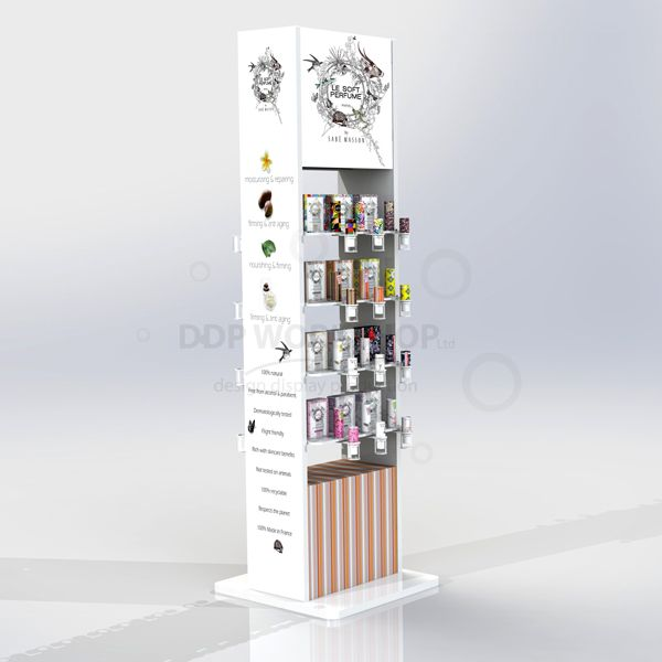 Le Soft Perfume Display Stand