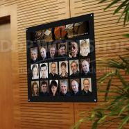 Large Photo Pocket 3x4 Photo Board - Black Back