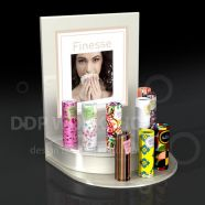 Perfume Display Stand Acrylic