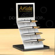 Artiste Pen Display Stand - Acrylic