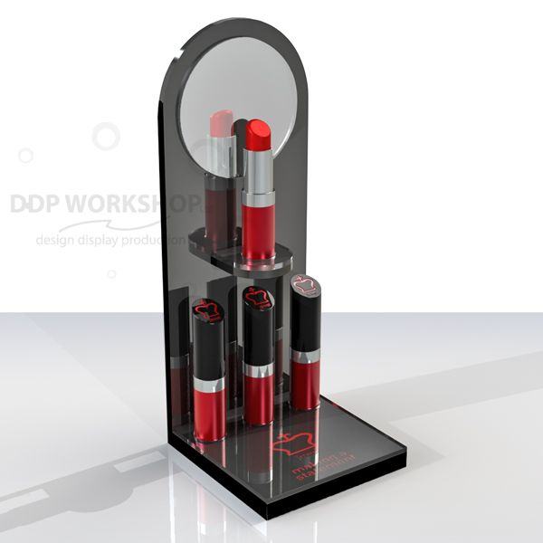 Tower Lipstick Display Stand Acrylic