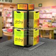 Rotating Giftcard Display 8 - Acrylic