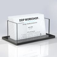 Business Card Holder Acrylic
