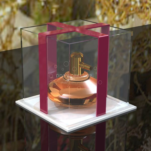 Christmas Perfume Display Stand