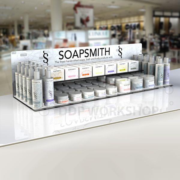 Cosmetic Organiser Display