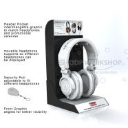 Headphone Stand - Counter Top