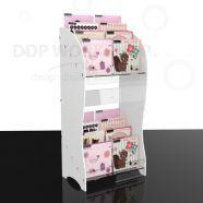 Ruby 8 Tier Acrylic Card Display