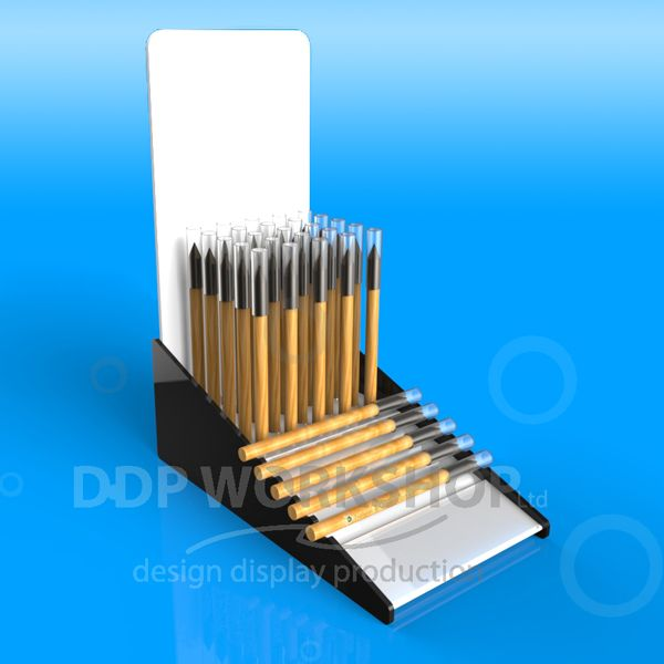 Eye Liner Pencil Display Stand