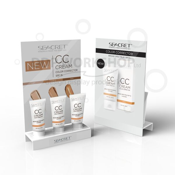 Counter Top Cosmetic Product Merchandiser