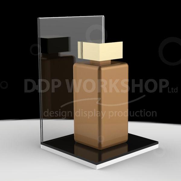 Acrylic Perfume Display