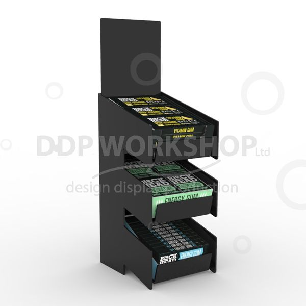 3 Tier Confectionery Display Stand