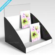 2 Tier Acrylic Card Display