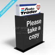 Table Top Acrylic Brochure Display