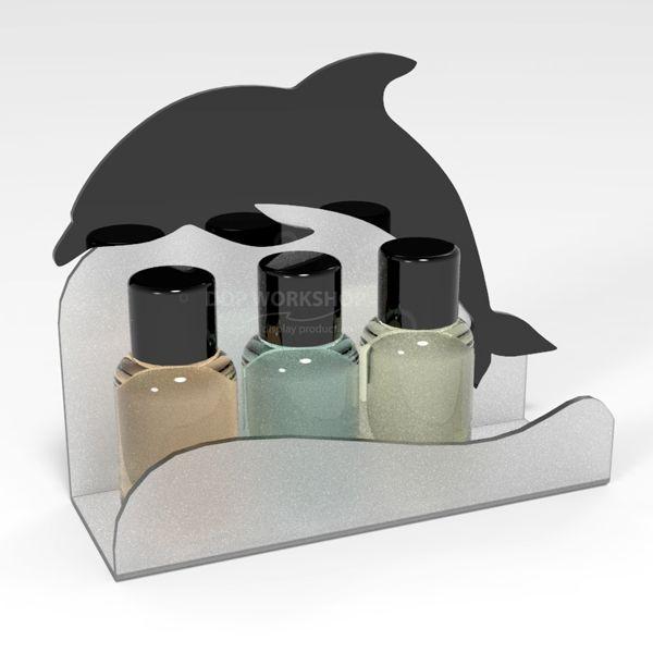 Dolphin Toiletries Display
