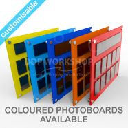 ddp coloured photoboards