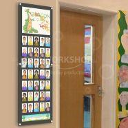 Classroom Photo Board