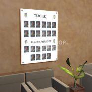 Organisation Photo Board