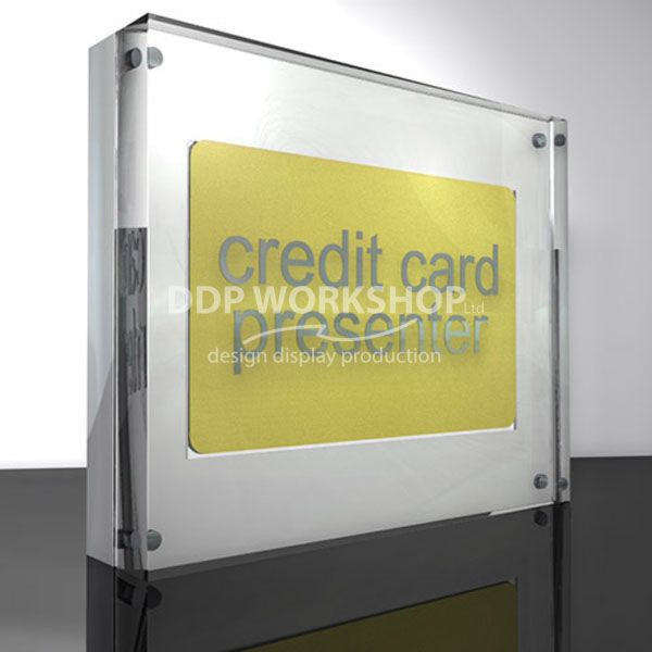 Credit Card Presenter Block