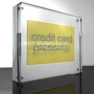 Credit Card Presenter Block