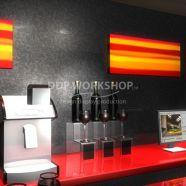 Wine Display Stand - Single