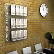 Leaflet and Brochure Displays